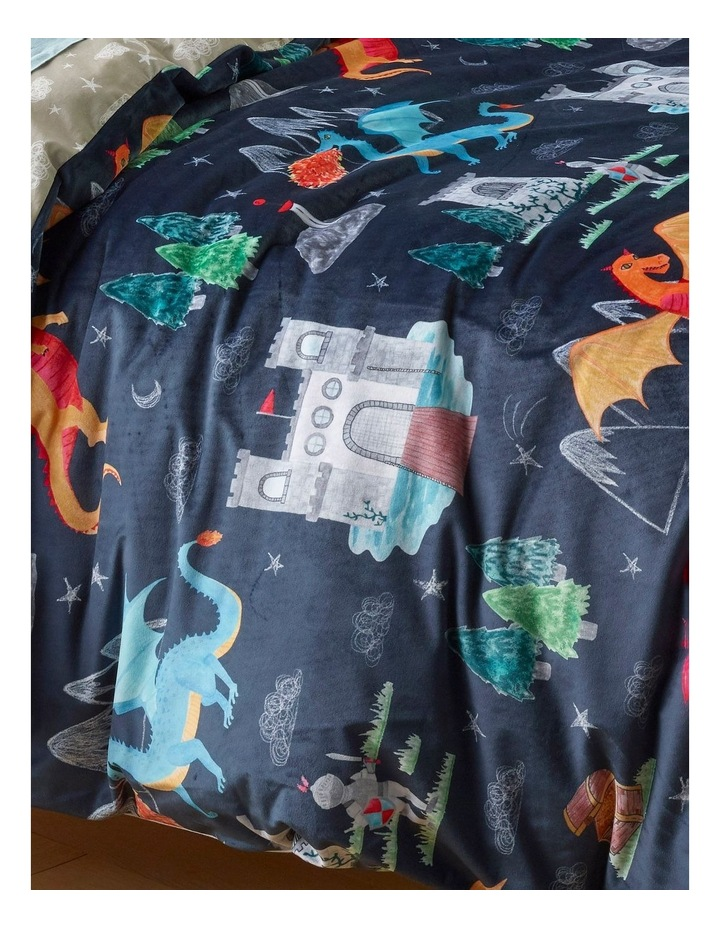 Magical Dragons Quilt Cover Set image 2