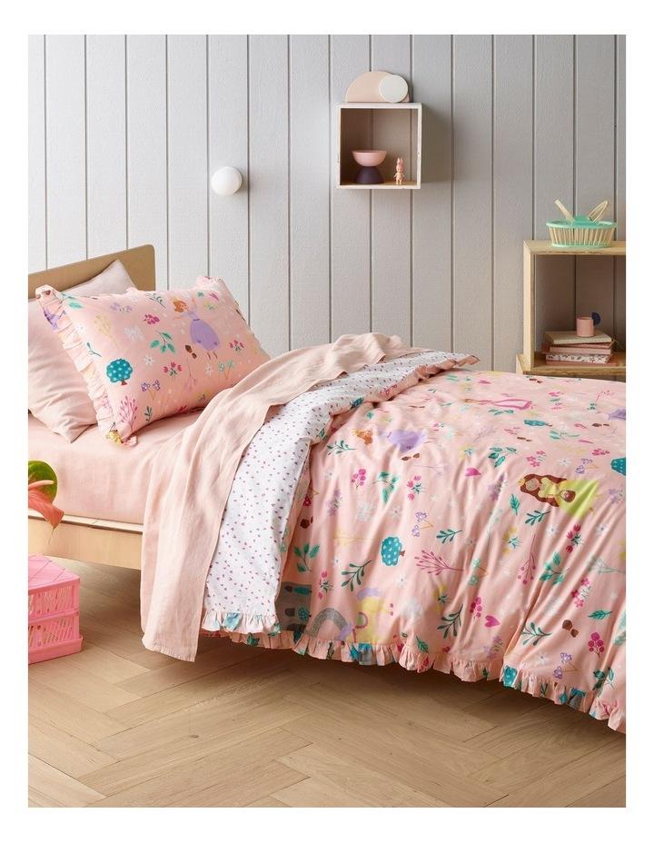 Princess Garden Quilt Cover Set image 1