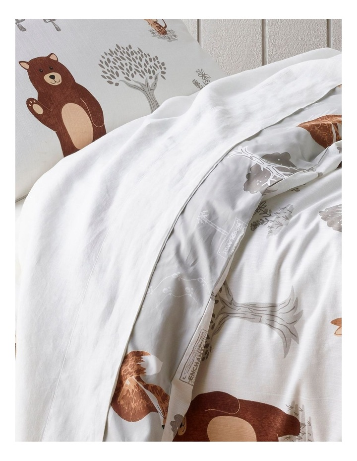 Enchanted Woodlands Quilt Cover Set image 2