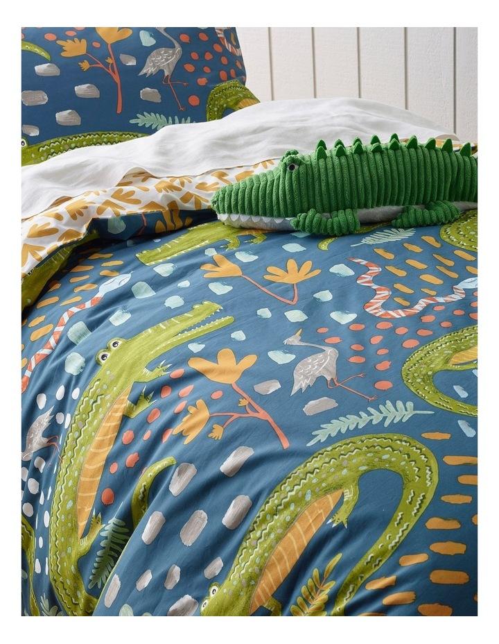 Crickey Croc Quilt Cover Set image 2