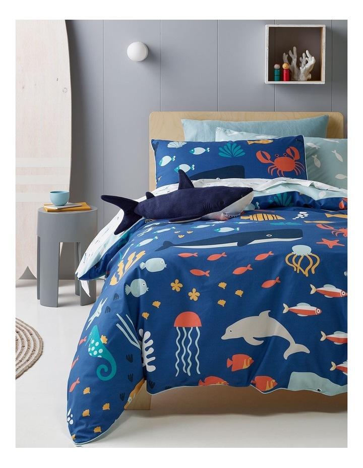 Underwater World Cotton Quilt Cover Set image 1