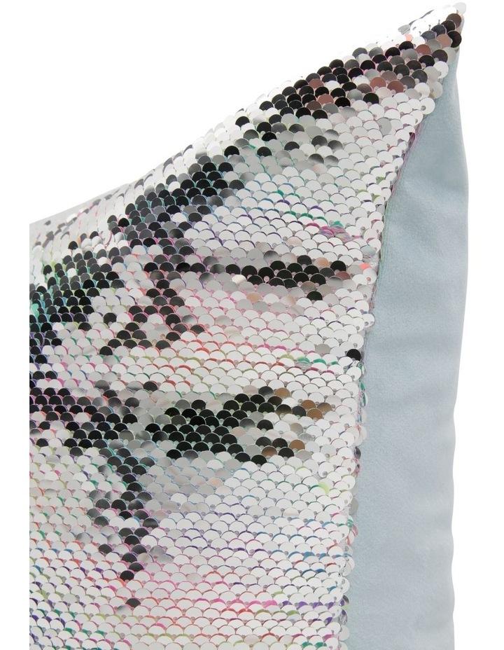 Razzle Dazzle Reversible Sequined Cushion image 3