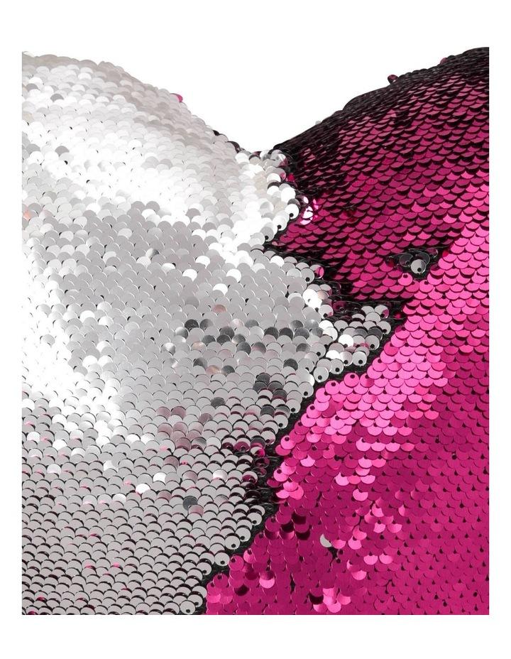 Shimmer Heart Cushion image 3