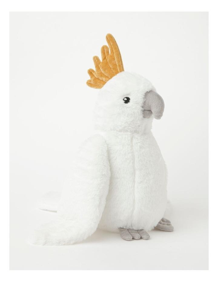 Cockatoo Cushion image 1