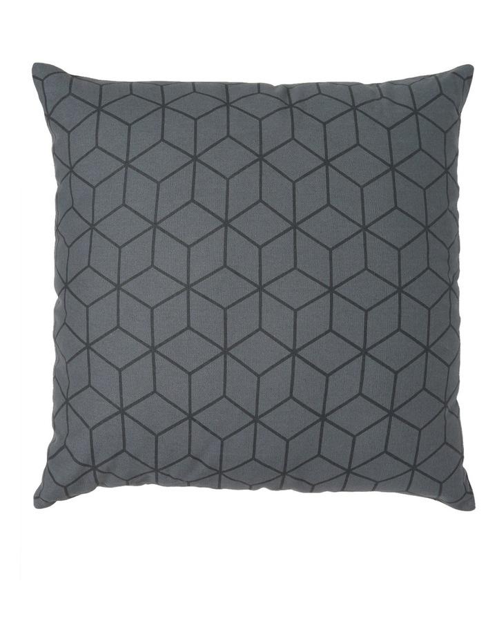 Leo Cushion in Charcoal image 1