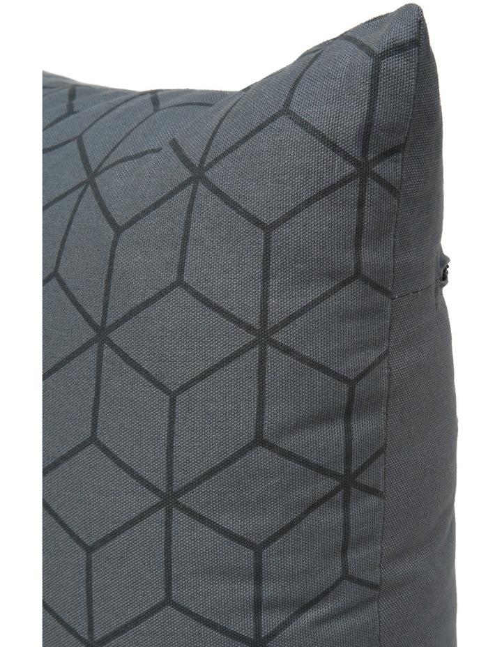 Leo Cushion in Charcoal image 2