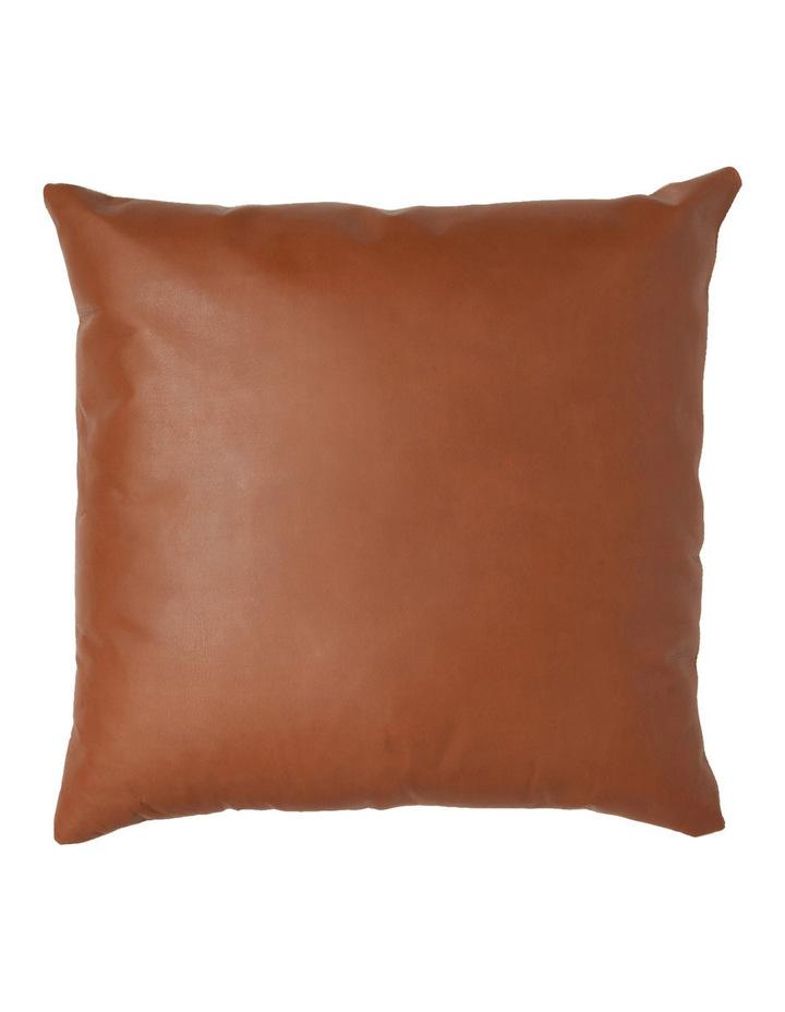 Buffalo Leather Cushion image 1