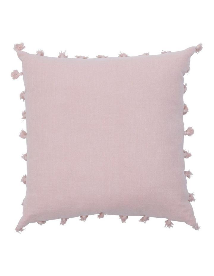 Nashville Tassel Cotton Cushion in Spanish Villa image 1