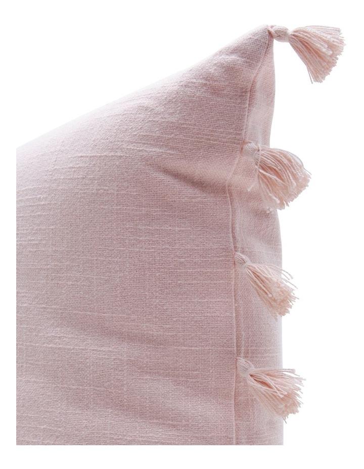 Nashville Tassel Cotton Cushion in Spanish Villa image 2