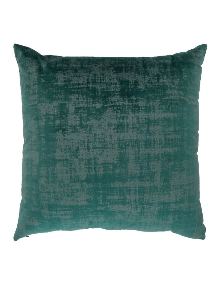 Snapdragon Cushion - Green image 1