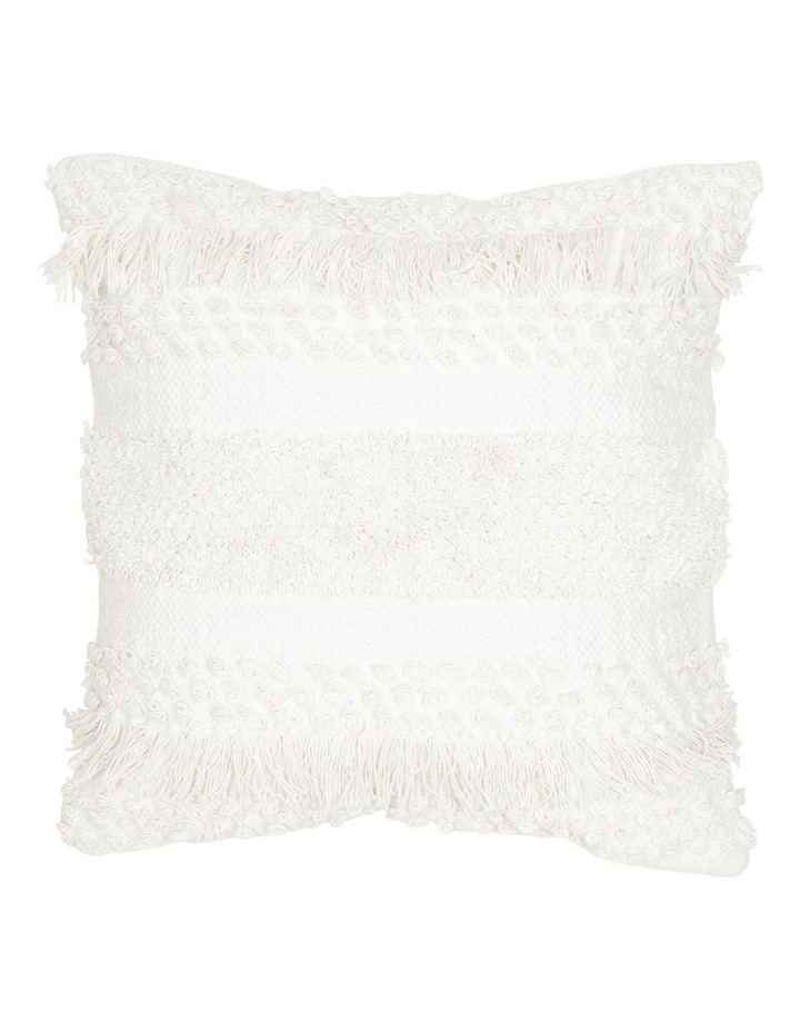 Tahiti Cushion in Off White image 1