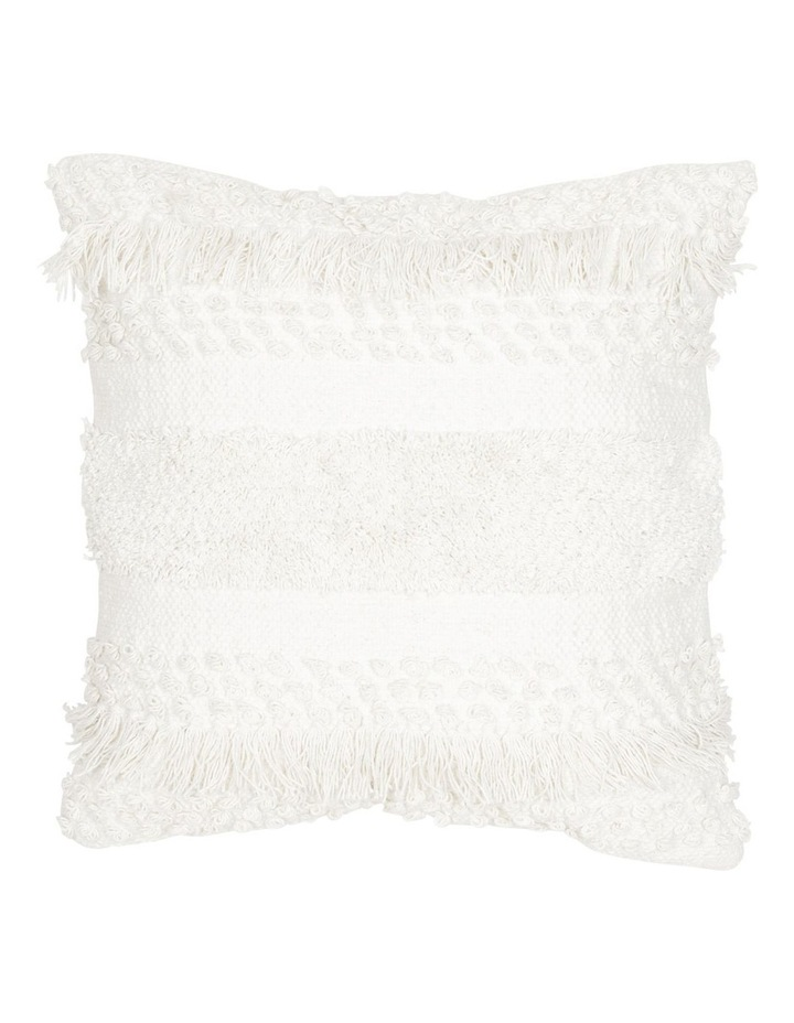Tahiti Cushion in Off White image 1