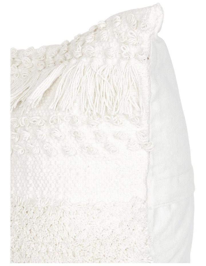 Tahiti Cushion in Off White image 2