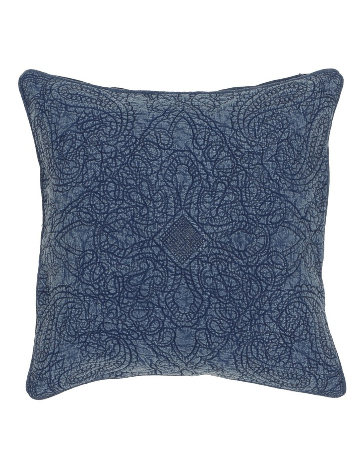 Corsica Cushion in Blue image 1