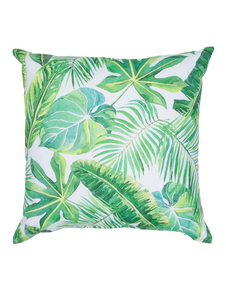 Kauai Cushion in Green image 1