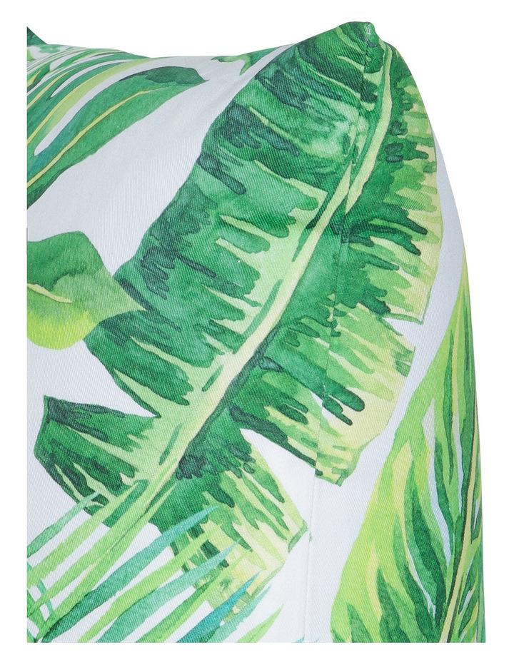 Kauai Cushion in Green image 2