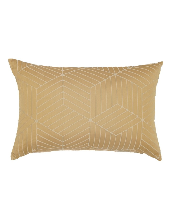 Coralline Cushion in Gold image 1