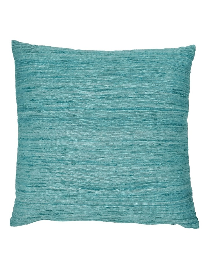 Sea Grass Cushion in Brittany Blue image 1