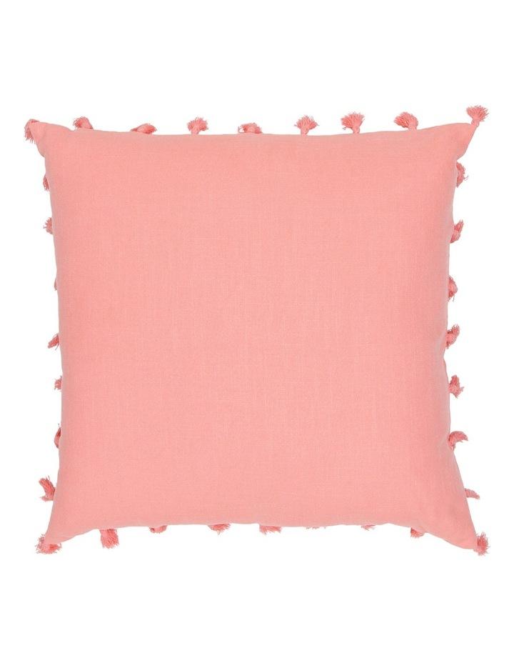 Nashville Cushion in Coral image 1