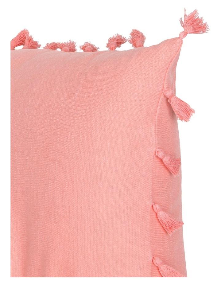 Nashville Cushion in Coral image 2