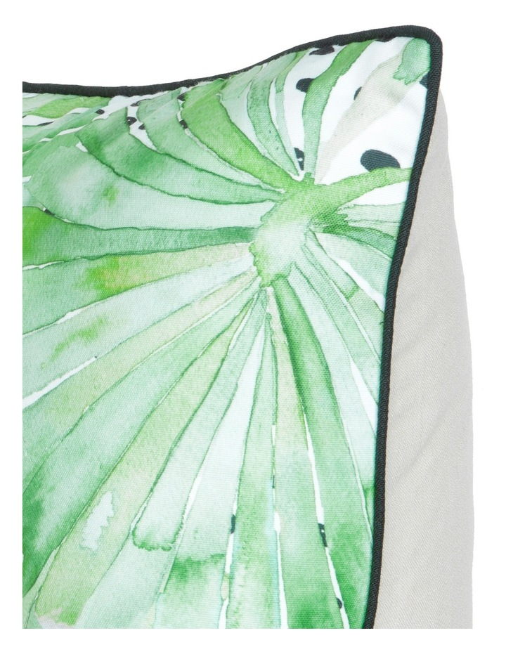 Santorini Cushion in Green image 2