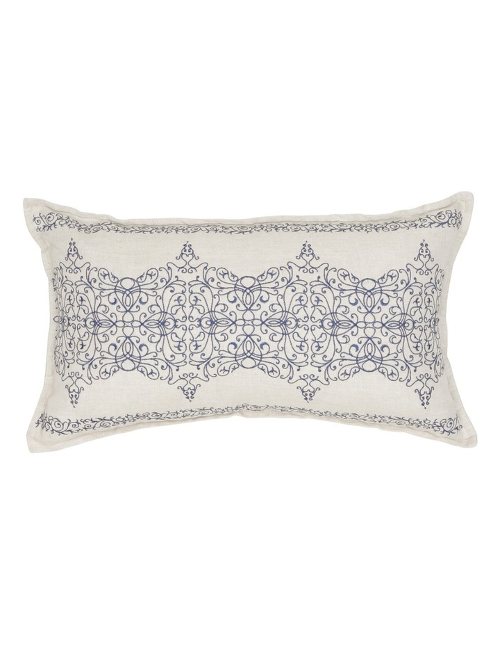 Chamonix Cushion in Cream image 1