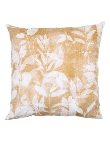 Australian House   GardenJericho Linen Cotton Cushion in Mustard.  Australian House   Garden Jericho Linen Cotton Cushion in Mustard 7129cc5b36