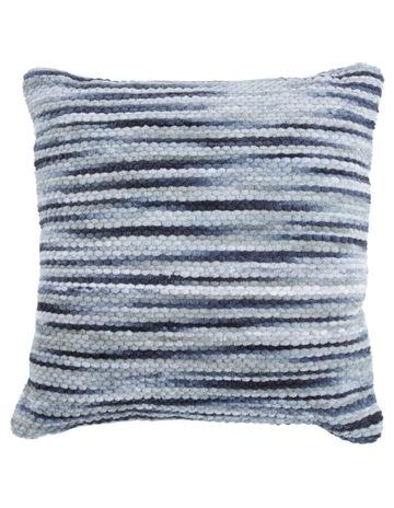 f1144196861f Australian House & GardenKempton Tetxtured Cotton Cushion In Blues.  Australian House & Garden Kempton Tetxtured Cotton Cushion In Blues