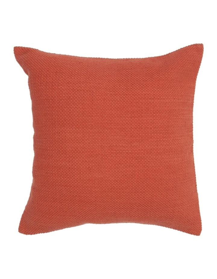Dallas Cushion - Burnt Sienna image 1
