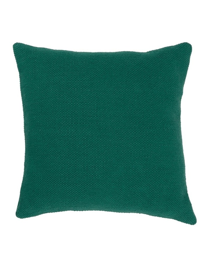 Dallas Cotton Cushion - Everglade Green image 1