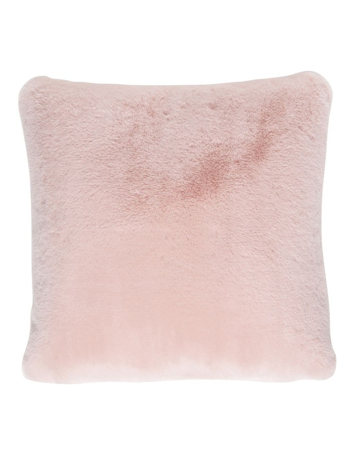Amelie Cushion in Pale Pink image 1
