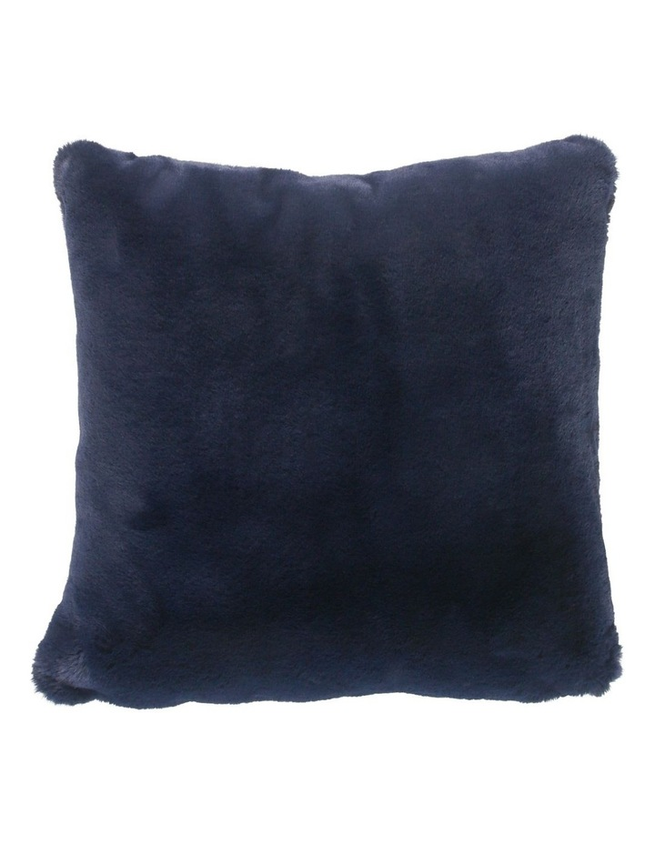 Amelie Cushion in Dark Blue image 1