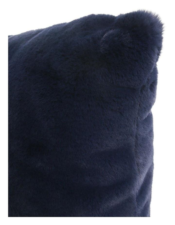 Amelie Cushion in Dark Blue image 2