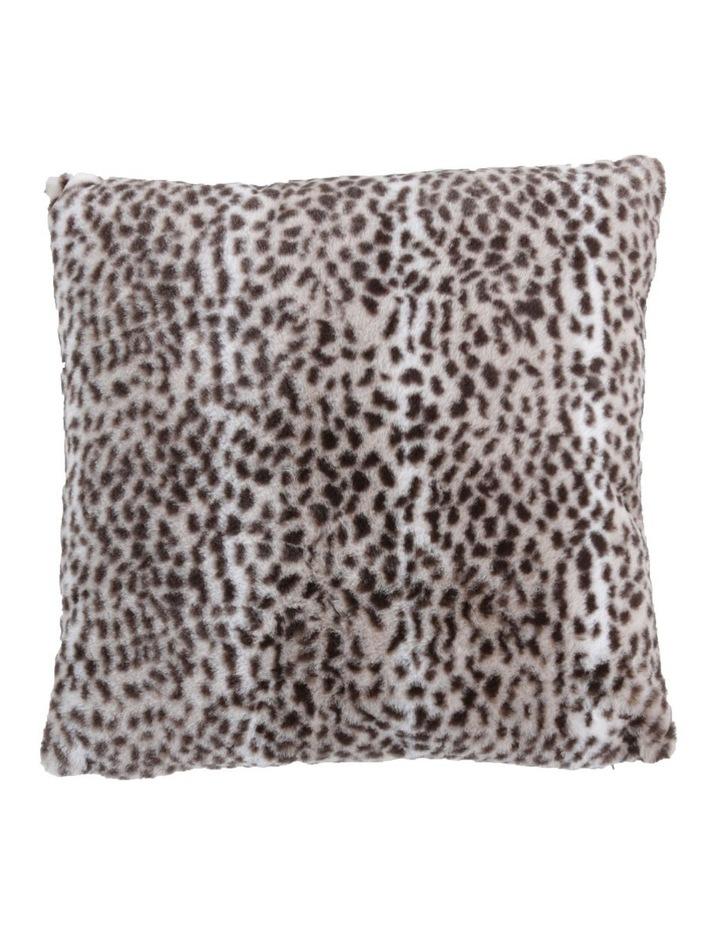Saba Faux Fur Cushion image 1