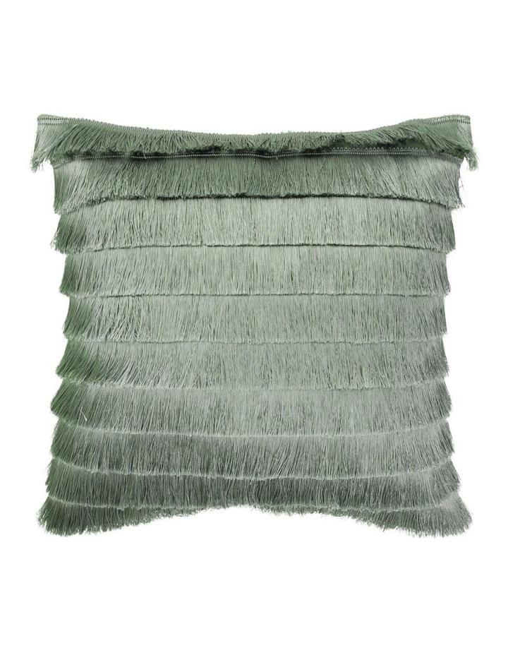 Mirabilis Tassel Fringe Cushion image 1