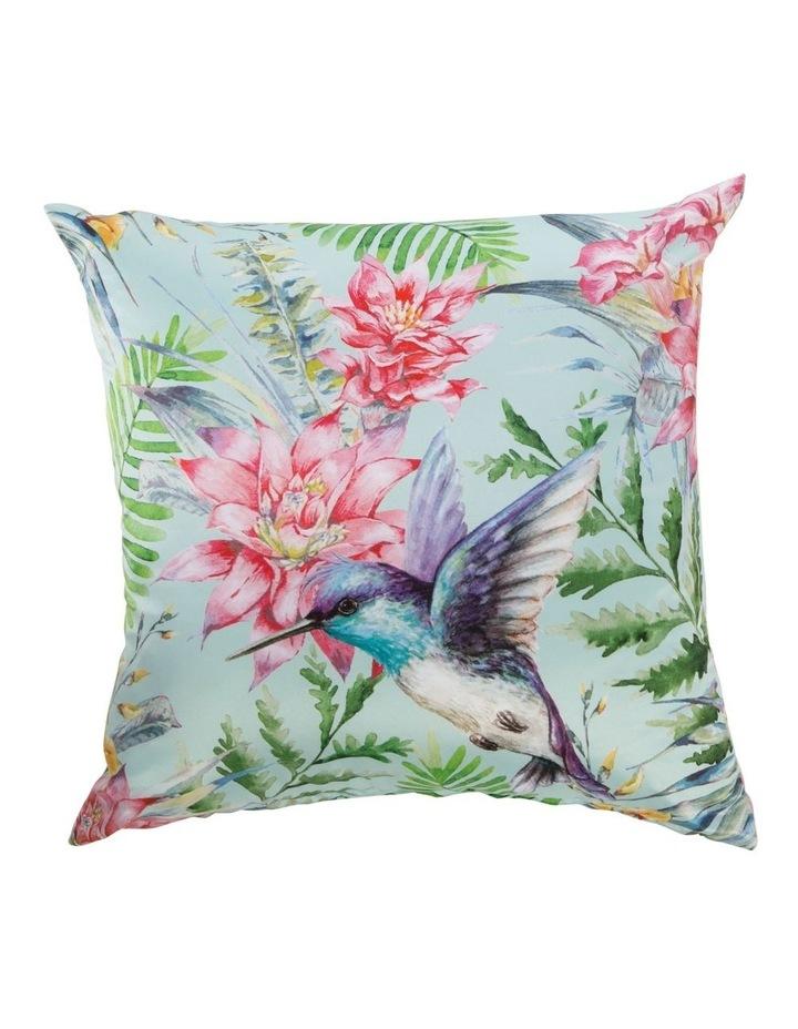 Lobelia Sateen Cushion image 1