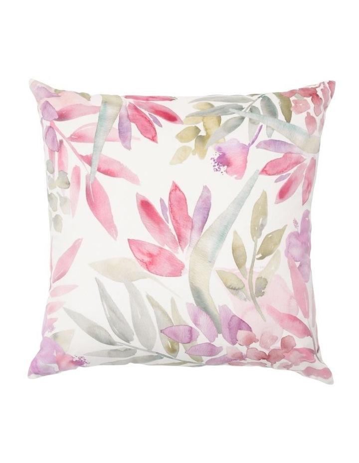 Oxalis Velvet Cushion image 1