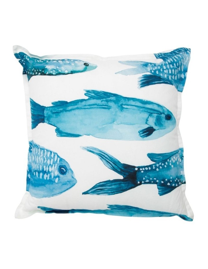Beachport Cushion in Blue image 1