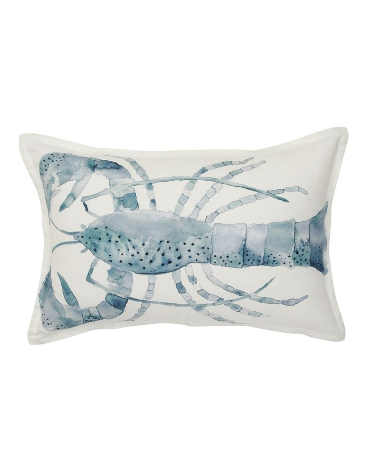 Sellicks Cushion In Blue image 1