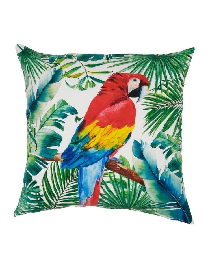 Pattaya Parrot Cushion in Multi image 1