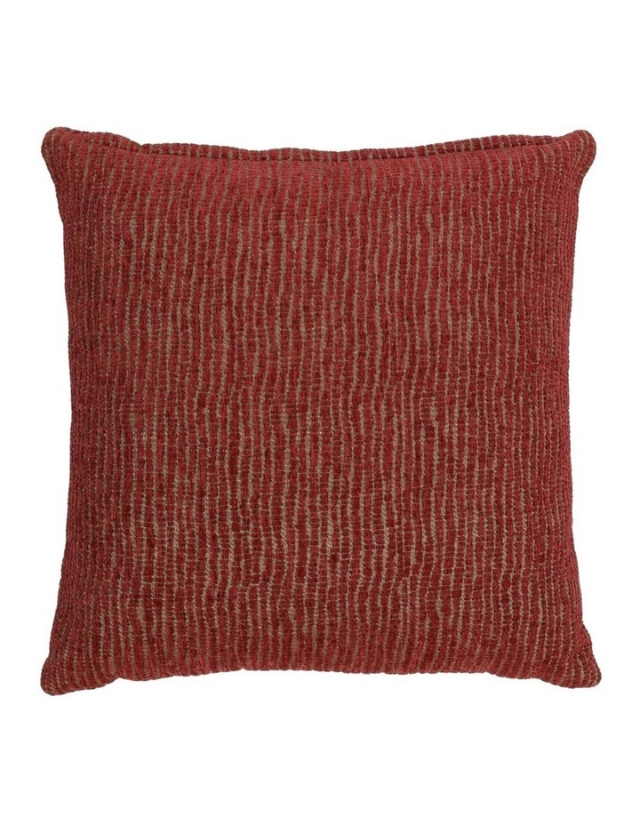 Nadini Chenille Cushion - Apple Butter/Gold image 1