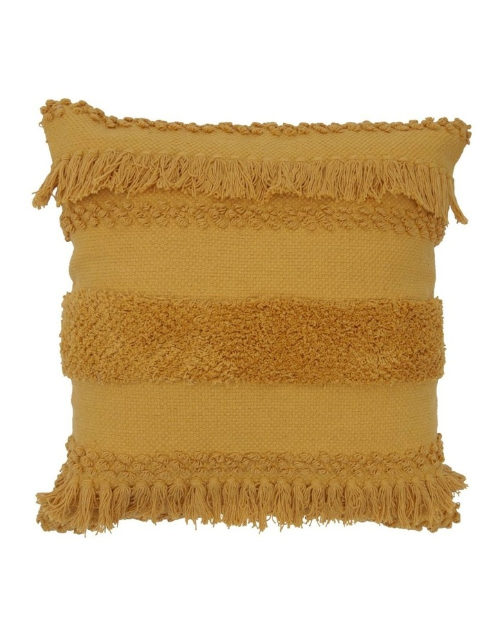Tahiti Cushion in Gold image 1