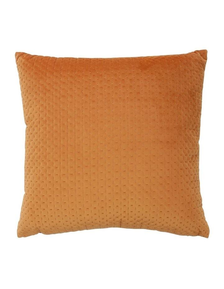 Bolivia Velvet Embossed Cushion 50x50 image 1