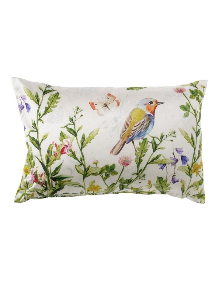Wickham Printed Bird Cushion image 1