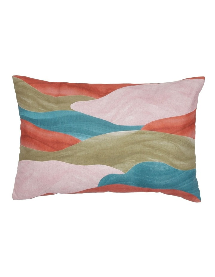 Sonoran Hand-drawn Print Breakfast Cushion 40x60cm image 1