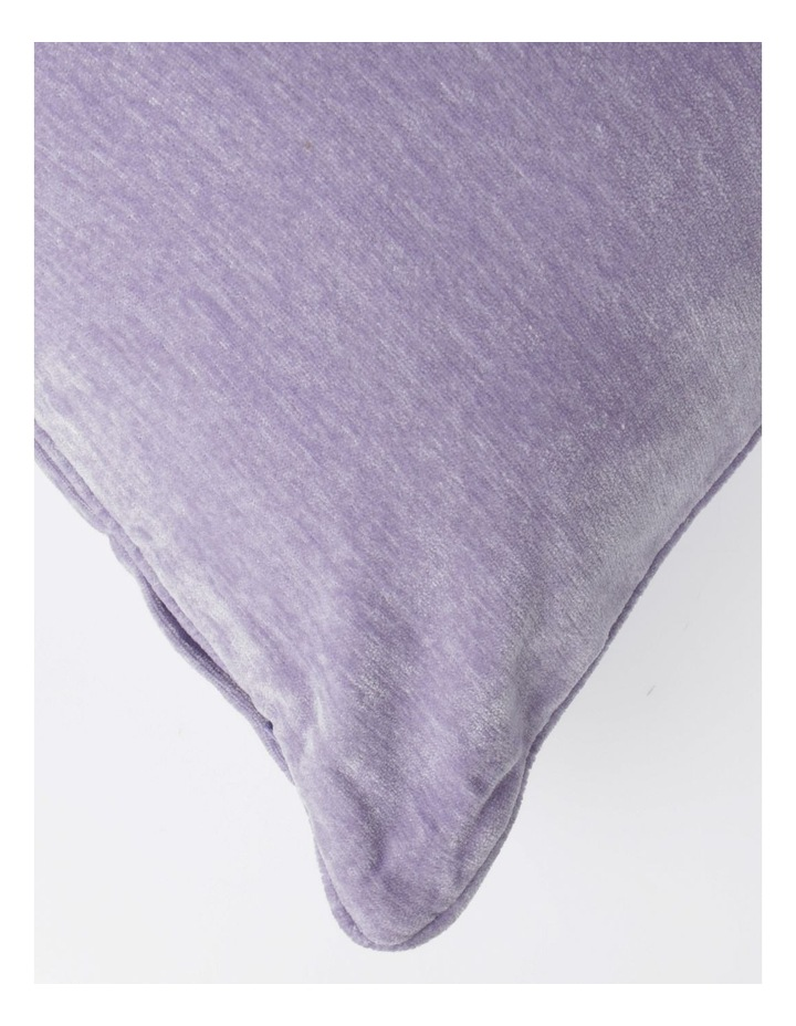 Pavillion Cushion in Lilac - 55cmx55cm image 2