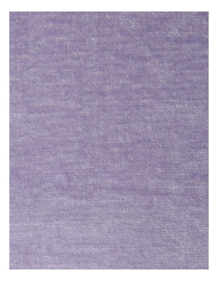 Pavillion Cushion in Lilac - 55cmx55cm image 3