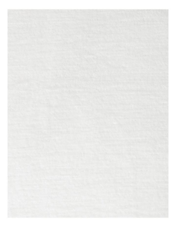 Heritage Pavillion Cushion in Off White: 55x55cm image 3