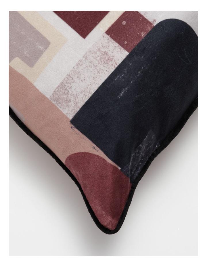 Vue Seville Velvet Cushion in Multi image 2
