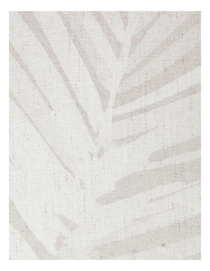 AHG Malolo Palm Print Cushion in Natural image 3